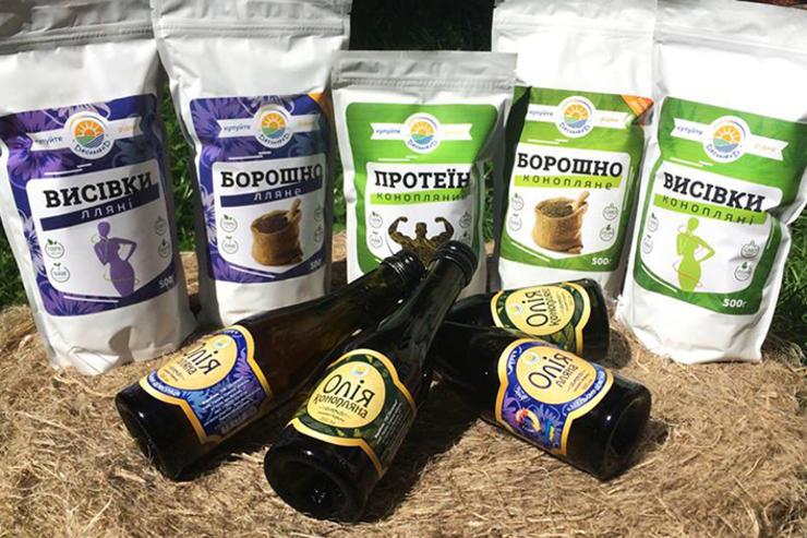 Продукты из конопли заказать семена конопляные почтой что за это будет
