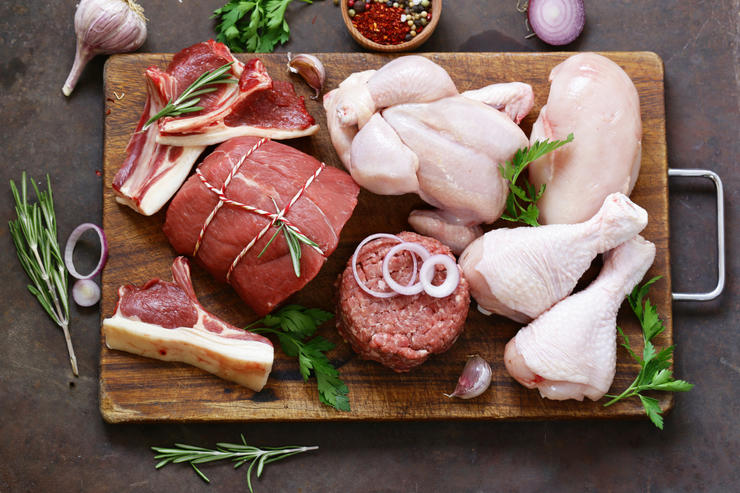 Какое мясо есть полезно, а какое нежелательно - foodandmood.com.ua
