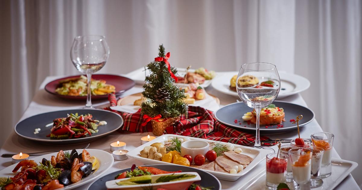 меню на рождество рецепты с фото надеваются кисти