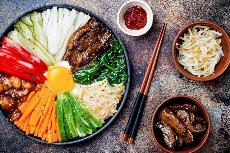 Что едят в Южной Корее? - foodandmood.com.ua