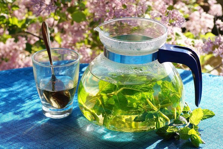 чай дающий энергию