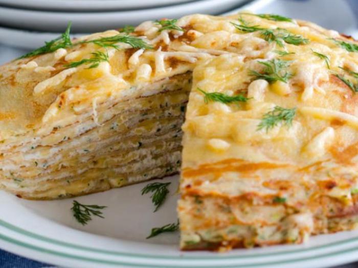 Блинный торт: 3 вкуснейших рецепта, устройте праздник живота за 20 минут